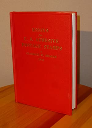 Essays for US Adhesive Postage Stamps: Brazer, Clarence W.