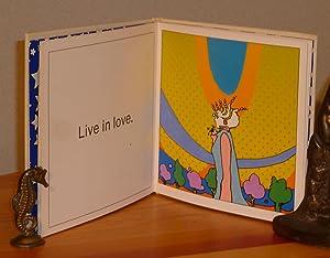 Love: Swami Sivananda and Peter Max