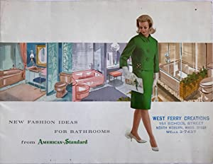 New Fashion Ideas For Bathrooms from American-Standard