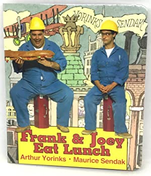 Frank & Joey Eat Lunch