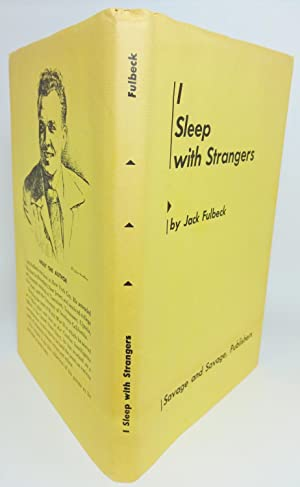I SLEEP WITH STRANGERS. [Together with Correspondence.]