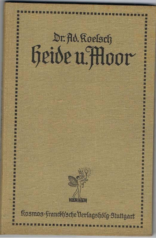 Durch Heide und Mooer.