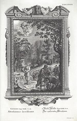 BibeI. I.Buch Mosis Cap. XV. v. XXII.: Scheuchzer, Johann Jakob