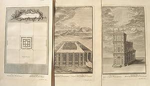 BibeI. I. Buch der Könige. Cap. VI.1: Scheuchzer, Johann Jakob.