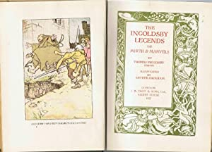 The Ingoldsby Legends, or Mirth & Marvels illustrated by Arthur Rackham. Englisch. 1922