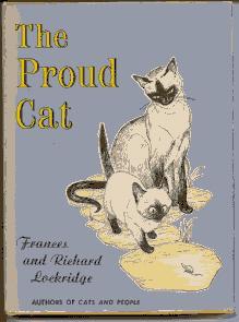 THE PROUD CAT: Lockridge, Frances and