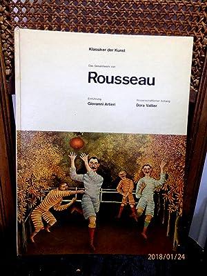 Das Gesamtwerk von Rousseau. Einführung Giovanni Artieri.: Rousseau