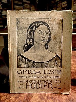 Hodler Gedächtnis-Ausstellung in Bern vom 20. August: Hodler, Ferdinand