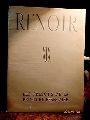 "RENOIR. Coll. ""Les Tresors de la Peinture: BAZIN, Germain."