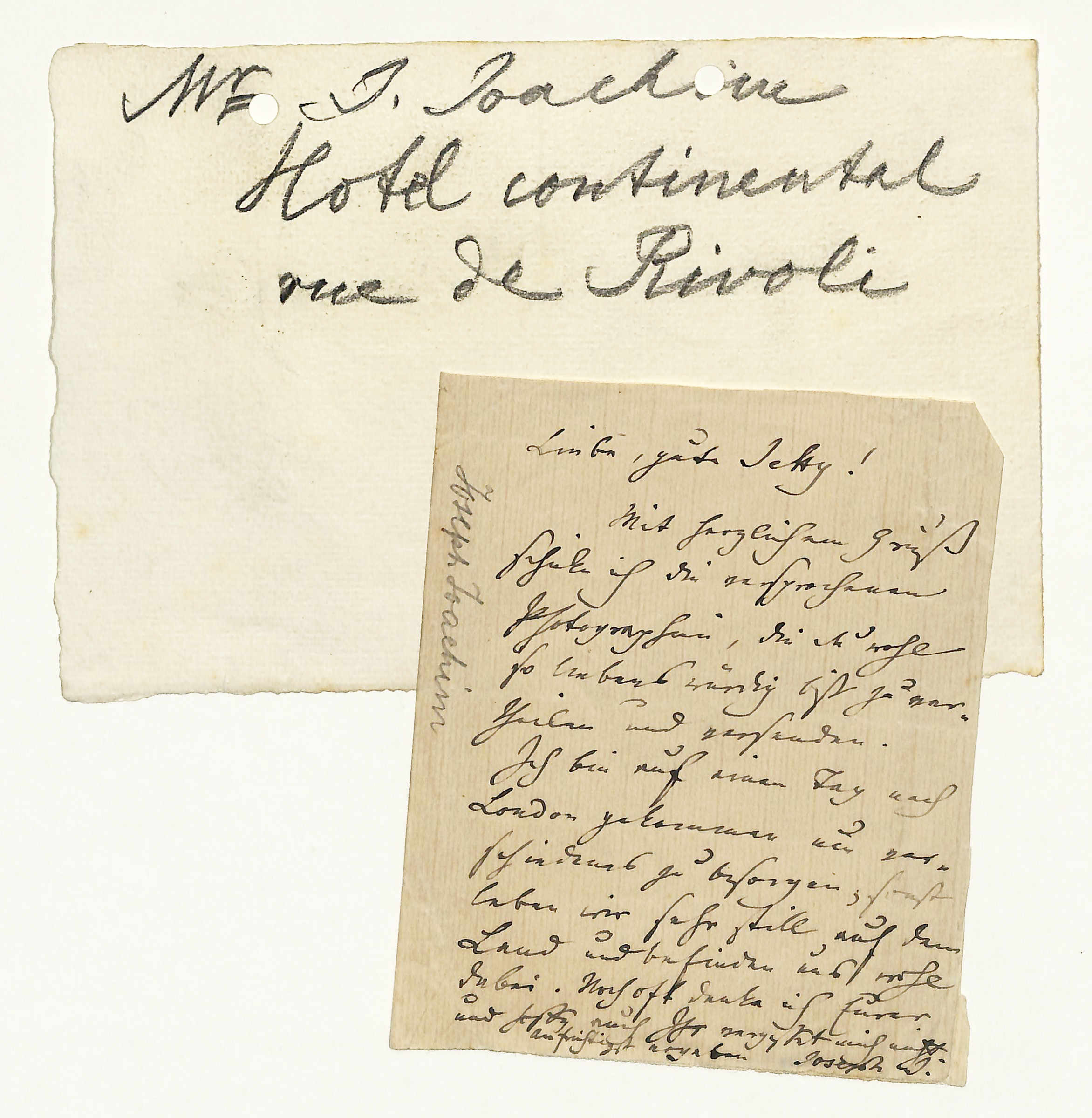 Autograph Letter, Signed - AbeBooks
