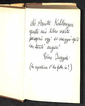 Il Colombre e altri cinquanta racconti.: Buzzati, Dino, Schriftsteller,