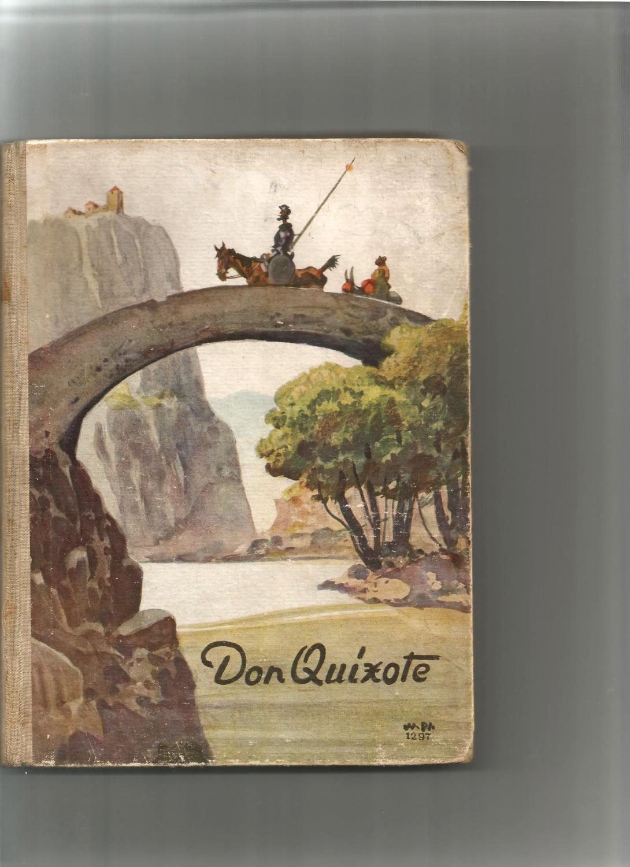 Don Quijote. Leben und Abenteuer. Für die: Cervantes Saavedra, Miguel