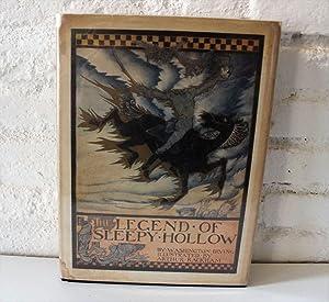 The Legend of Sleepy Hollow: Washington Irving; Arthur