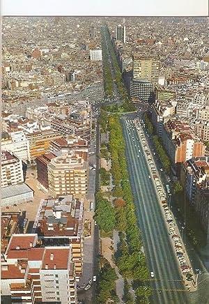Postal 050244 Barcelona Plaza Calvo