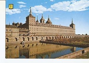 Postal 022708 : Vista del Monasterio desde: Varios
