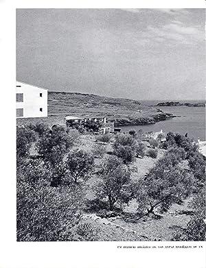 LAMINA 5830: Port Lligat: Josep Pla