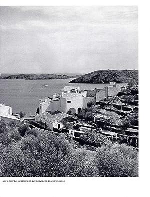 LAMINA 5831: Port Lligat: Josep Pla