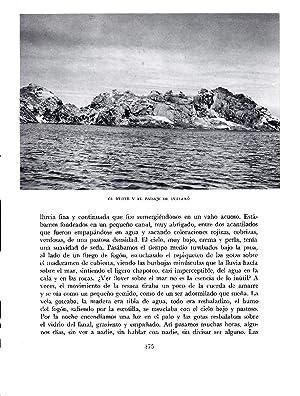 LAMINA 5840: Islote y paraje de Cullero: Josep Pla