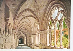 Postal 039519 : Monasterio de Poblet. Vista: Varios