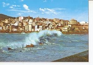 Postal 040918 : La Guardia (Pontevedra). Rompeolas: Varios