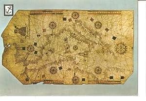 Postal 048030 : Historia del Mar. Portulano: Varios