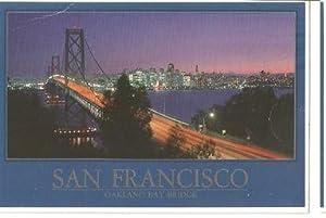Postal 048048 : San Francisco-Oakland Bay Bridge: Varios