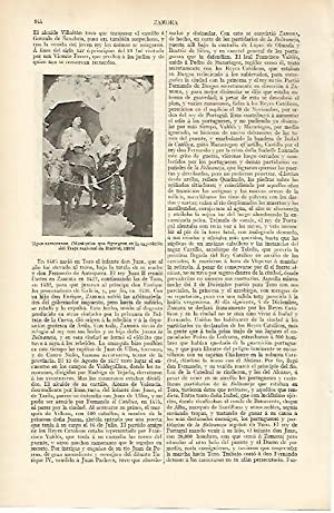 LAMINA ESPASA 1613: Maniquies con el traje: Varios Autores