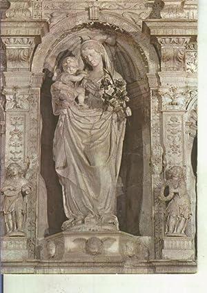 Postal 014307: Virgen Maria del Retablo de: Varios