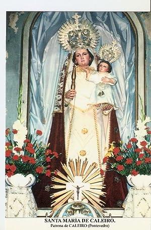 Postal 026685 : Santa Maria de Caleiro,: Varios