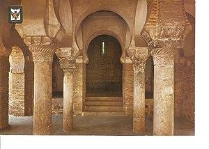 Postal 021434 : Interior Sinagoga del Cristo: Varios