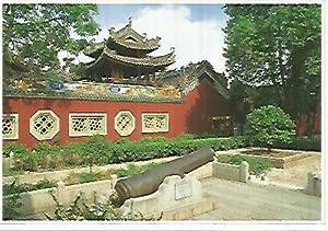 POSTAL 55006: Templo de Ancester en Foshan: Varios