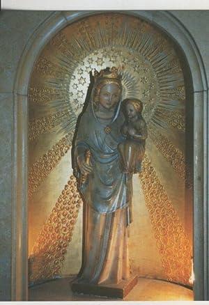Postal 009235: Virgen Santa Maria de Montcada,: Varios