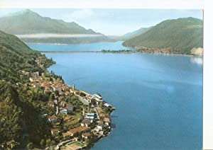 Postal 037289 : Campione (Italia) - Lago: Varios