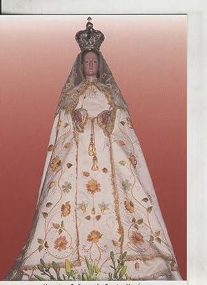 Postal 009768: Virgen Ntra Sra de Santa: Varios
