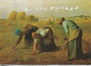 POSTAL 56012: Les glaneuses de Millet: Varios