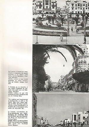 LAMINA 5002: LARACHE (MARRUECOS): Jaime Ministral Masia