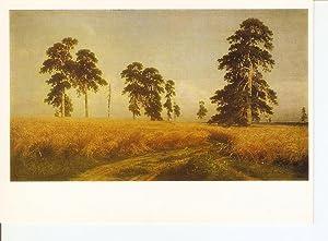 Postal 026464 : El centeno (1878). Ivan: Varios