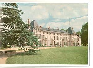 Postal 030071 : Chateau de Malmaison Façade: Varios