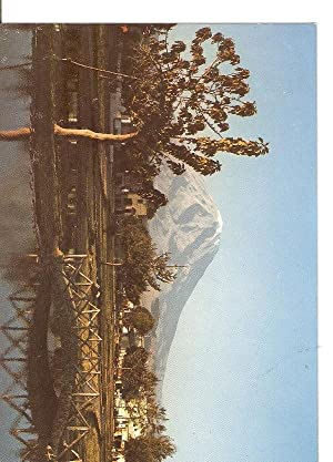 Postal 031659 : Parque Las Condes. Volcan: Varios