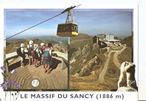 Postal 033023 : Massif du Sancy (Puy: Varios