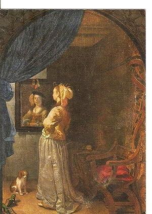 Postal 035263 : Frans Van Mieris d.A.: Varios