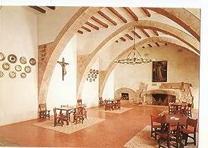 Postal 037935 : Real Monasterio de Poblet.: Varios