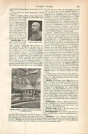 LAMINA ESPASA 9505: Calustro de la iglesia: Varios