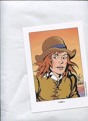 Cori el grumete: tarjeta postal numero 3: Bob de Moor