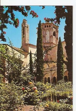 Postal 040006 : Real Monasterio de Poblet.: Varios