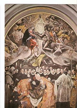 Postal 035319 : Iglesia Sto. Tome. Toledo.: Varios