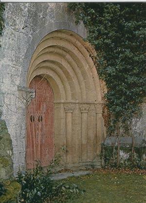 Postal 006942 : Portal Romanico Iglesia de: Varios