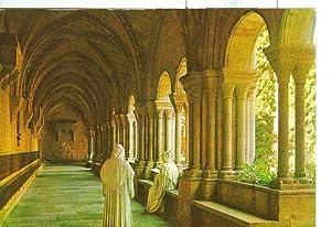 Postal 006557 : Monasterio de Poblet, Claustro: Varios