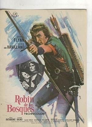 Programas de Cine: Robin de los Bosques: Varios