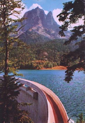 POSTAL 56423: Vallee d Ossau Bious-Artigues Le: Varios